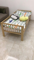 Used Ikea children bed with mattress  in Dubai, UAE