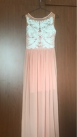 Used Blush dress in Dubai, UAE