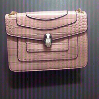 Used BVLGARI handbag 👜 first class copy  in Dubai, UAE