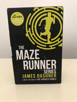 Used The Maze Runner series (Books 1,2,3) in Dubai, UAE