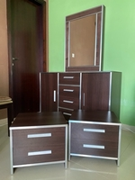 Used Dressing table + 2 bedside tables  in Dubai, UAE