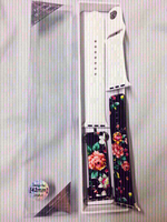 Used 42mm apple watch band/2 pc/white/floral  in Dubai, UAE