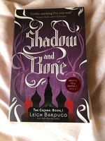 Used Shadow And Bone by Leigh Bardugo in Dubai, UAE