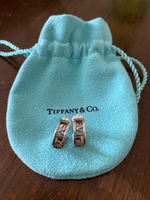 Used 💯Authentic tiffany and co atlas earring in Dubai, UAE