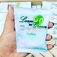 Used Lean 'n Green Coffee in Dubai, UAE