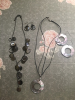 accessories - necklace with earings