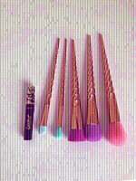 Used Authentic Tarte  Brush Set 5 Pcs in Dubai, UAE