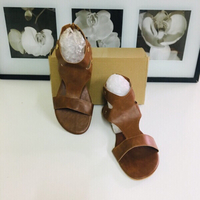 Brown Sandals for her New Size 40