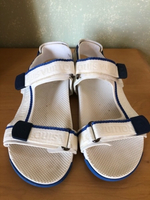 Used Louis Vuitton Men Sandals 7 size in Dubai, UAE