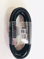 Used Type C fast charge cable black in Dubai, UAE
