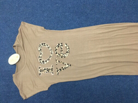 Used Long dress for home size M/L long in Dubai, UAE