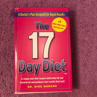 Used 17 day diet book in Dubai, UAE