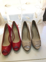 Used Aldo & Ninewest Heels size38 in Dubai, UAE