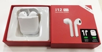 Used Wireless airpods with touch sensor i12  in Dubai, UAE