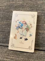 Used Norman Rockwell playing cards deck ♥️  in Dubai, UAE