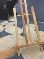 Used Artist mini easel!*selling urgently* in Dubai, UAE