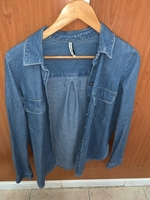 Used Stradivarious jeans jacket in Dubai, UAE