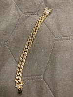 Used Necklace gold brand new mens in Dubai, UAE