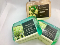 Natural essential oil soap 3 pieces