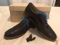 Used ORIGINAL LEATHER J SHOES / UK7 EUR41 US8 in Dubai, UAE