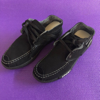 Used Black Denim Men's Shoes/41 in Dubai, UAE