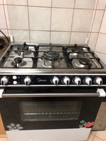 Used Imedia 5 burner stove  in Dubai, UAE