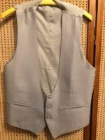 Used Men's Waistcoat Size Medium  in Dubai, UAE
