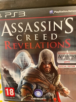 Used Assassins Creed collection 4 games PS3 in Dubai, UAE