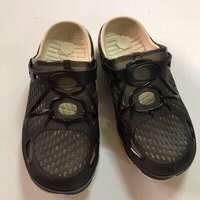 Used Dual purpose sandal slippers size 42/new in Dubai, UAE