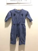 Used Preloved Girl Dress 12 to 18 months Blue in Dubai, UAE