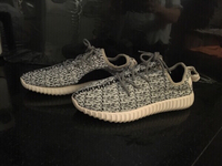 Used Adidas yeezy size 41, new in Dubai, UAE
