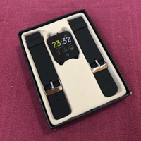 Used Fitness Trackers & Wristband/ Black  in Dubai, UAE
