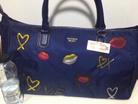 Used Victoria's Secret travel bag new in Dubai, UAE
