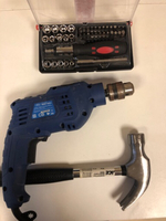 Used Impact drill Ford, hammer + screwdriver  in Dubai, UAE