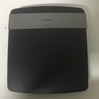 Linksys router dual band