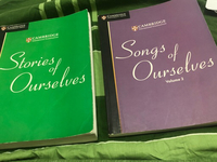 Used Songs and Stories of Ourselves-Cambridge in Dubai, UAE
