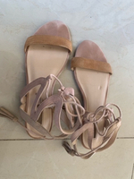 Used Guess sandals size 37.5 in Dubai, UAE