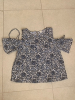Used H&M Cold Shoulder Top - Size XL in Dubai, UAE