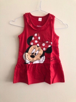 Used SELLING!!! 3x Minnie Mouse Dresses NEW  in Dubai, UAE