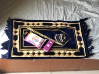 Used New kids prayer mat tasbeeh,wipes & atar in Dubai, UAE