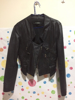 Used Leather jacket  in Dubai, UAE