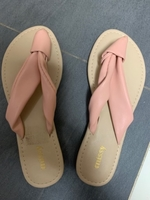 Used Very nice baby pink sandals size37 new in Dubai, UAE