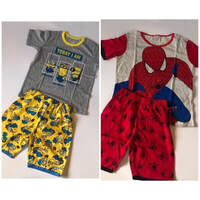 Used Pajamas for kids size 130(6)years in Dubai, UAE