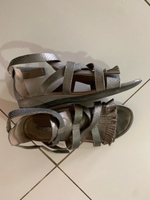Used Ecco gladiator sandals 37 size in Dubai, UAE