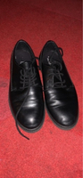 Used Zara boy's shoes black 36 in Dubai, UAE