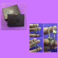 Used Card Holders & 6 Stacker Bracelets  in Dubai, UAE