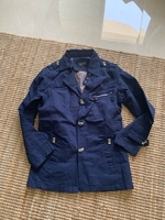 Used Jacket denim blue  in Dubai, UAE
