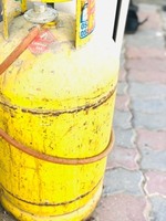 Used Gas Cylinder in Dubai, UAE