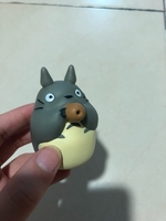 Used Totoro squishy toy  in Dubai, UAE