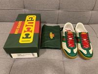 Used Gucci limited edition sneakers G74  in Dubai, UAE